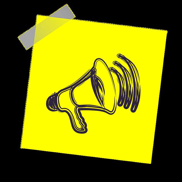 megaphone-1468168_640
