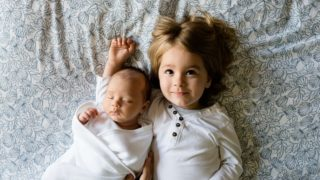 子供が生まれた事でさらにお金の必要性が増して将来が不安だった。